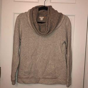 J. Crew • Cowl Neck Sweater